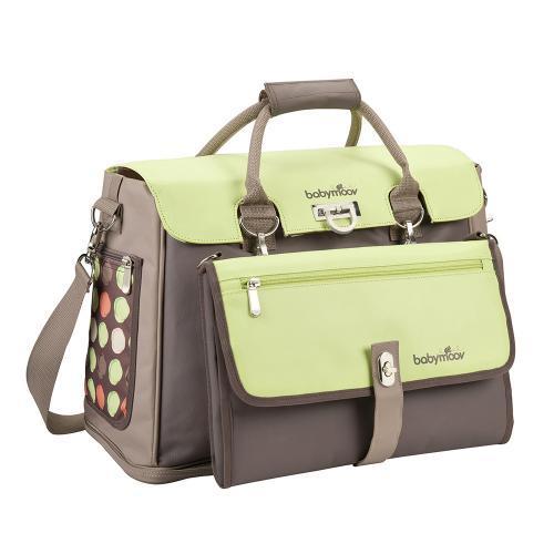 Чанта голяма Green Almond